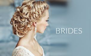 Salon Wedding Services - Bridal hair and makeup Miami