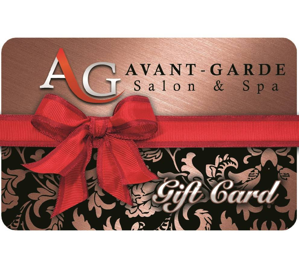 gat salon and spa gift card - Holiday Gift Card Promotions 2017