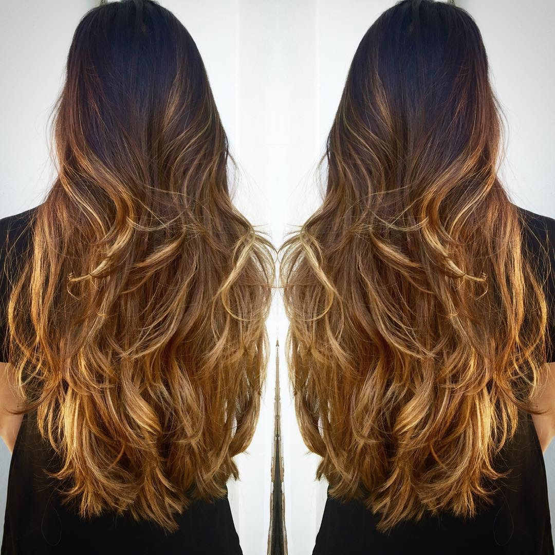Tortoiseshell Colored Hair