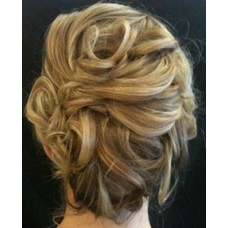 Full Hair Up-Do