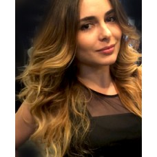Ombre Highlights Using Balayage