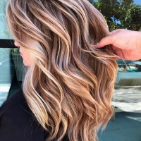 Balayage Hair- Colored and Styled Professionally