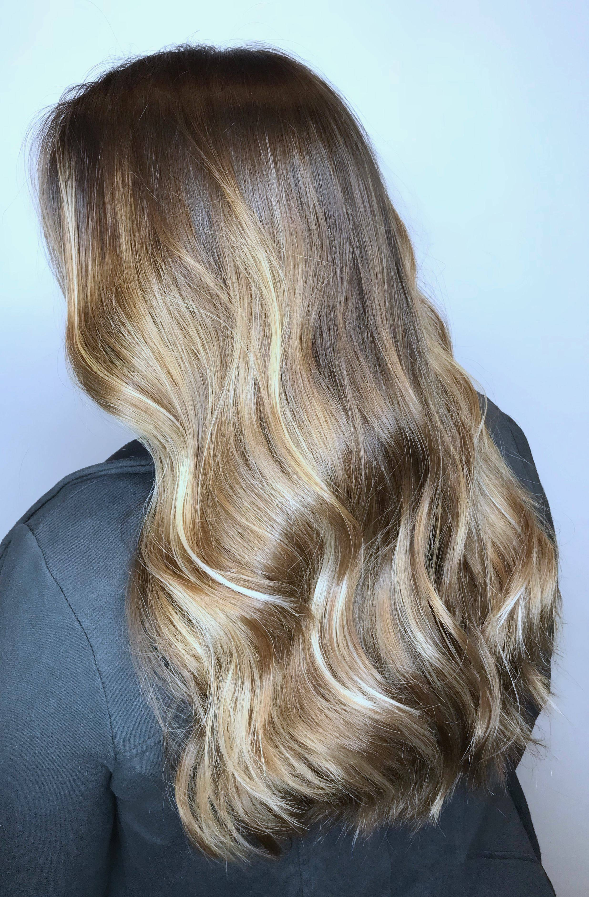 how to style balayage hair miami hair salon coral gables hair extensions salon miami 9218