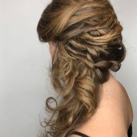Professional Hair Braids and Updo Hair Styles