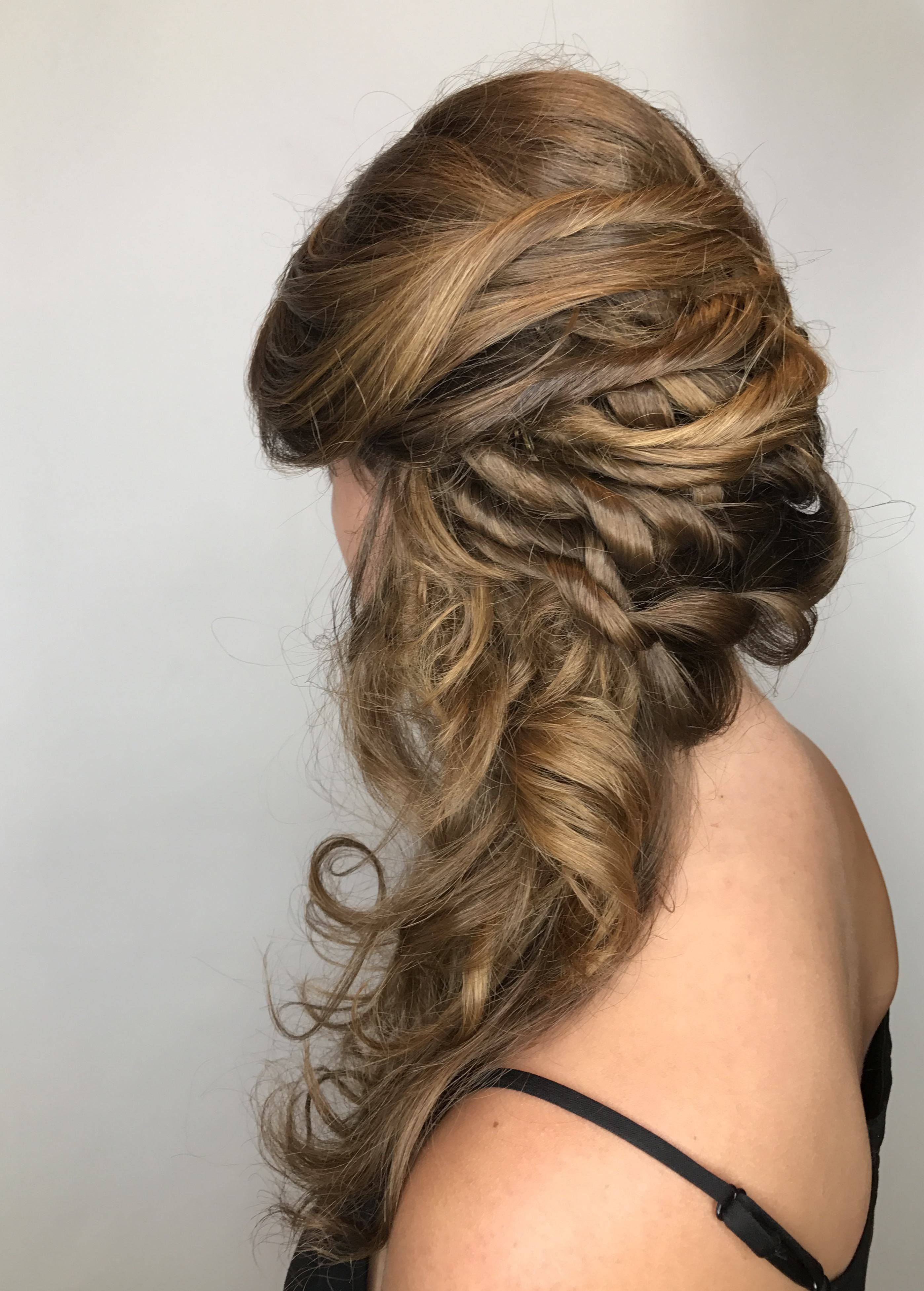 Hair Styling Services or Men and Women