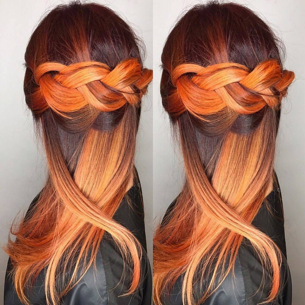 Funky Mermaid And Unicorn Hair Color Professional Colorists