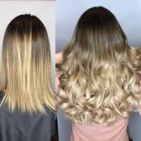 Hair Extensions Bonds in Miami Salon - Hair Extension Installations
