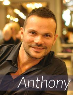 Anthony - Professional Hair Stylist & Coloring Expert at Avant-Garde Salon and Spa