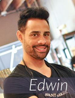 Edwin - Professional Hair Stylist & Coloring Expert at Avant-Garde Salon and Spa