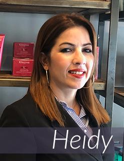 Heidy - Hair Stylist
