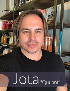 Jota - Professional Hair Colorist and Stylist at Avant-Garde Salon and Spa