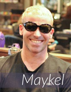Maykel - Professional Hair Color and Styling Expert at Avant-Garde Salon and Spa