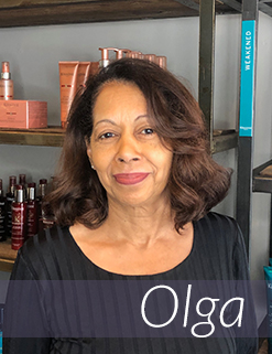 Olga - Hair Salon Assistant
