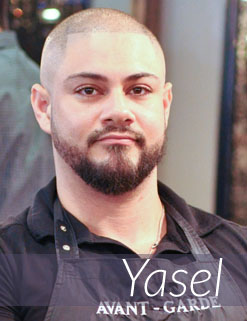 Yaz - Professional Hair Stylist at Avant-Garde Salon and Spa