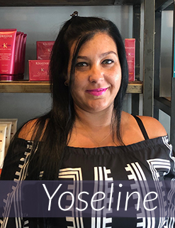Yoseline - Salon Assistant