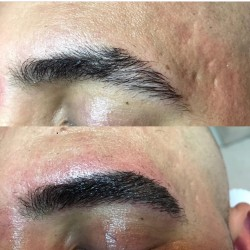 All you want to know about Male Eyebrows Microblading