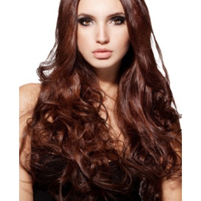 Blow Dry with Waves or Curls