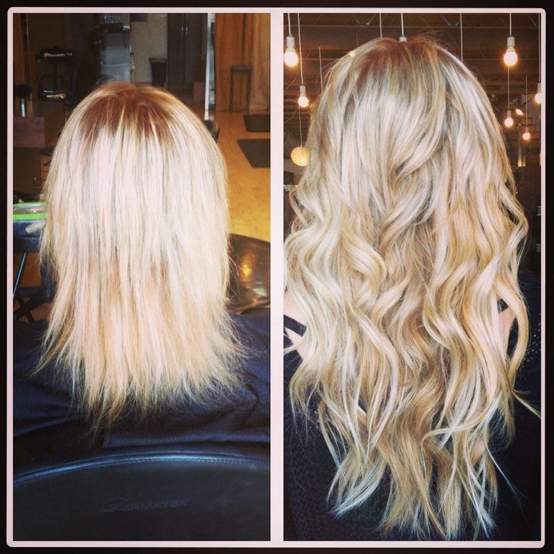 Removal of hair extensions tape on and off extensions removal of hair extensions 111 pmusecretfo Images
