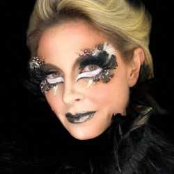 The Best Halloween Makeup by Avant Garde Salon Makeup Artist