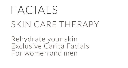 Skin Care - Facials for Women and Men