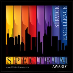 Awarded 2015 Spectrum Award for Excellence
