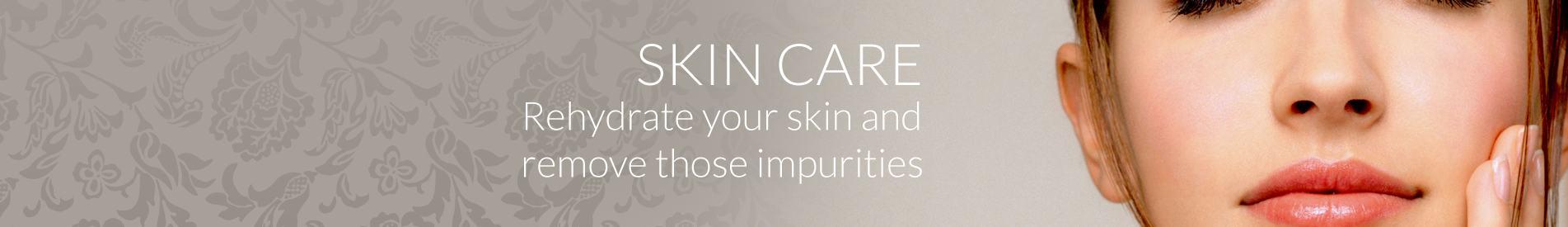 Skin Care - Facials