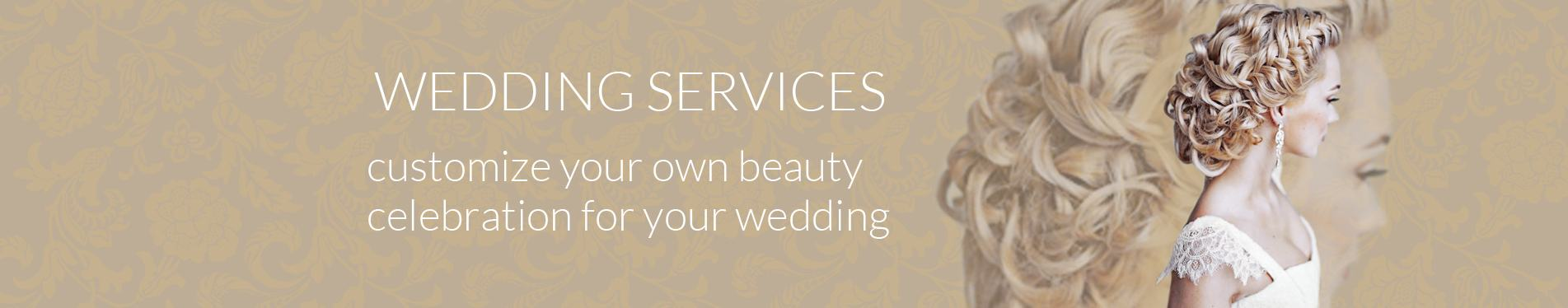 Wedding Bridal Hair Salon and Beauty Services in Miami