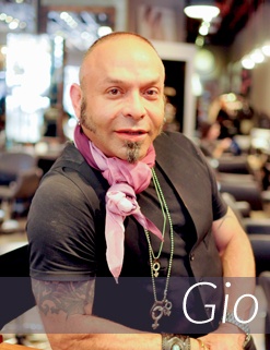 Gio - Professional Hair Stylist at Avant-Garde Salon and Spa