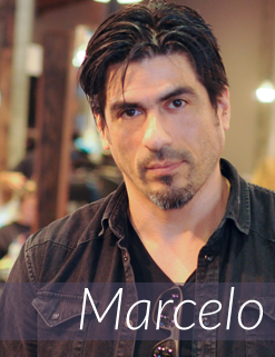 Marcelo - Hair Styling Master - Hair Extensions, Hair Color, Dramatic Change Expert
