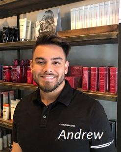 Andrew - Salon Assistant