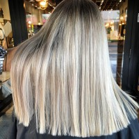 Beautiful Balayage and Hair Styling
