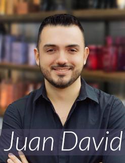 Juan David - Hair Stylist