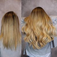 The Best Hair Extensions Before and After