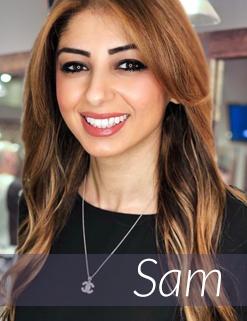 Sam - Master Hair Stylist