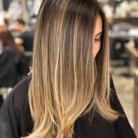 Balayage Hair Color Professional Salon