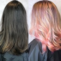 Dramatic Change Funky Hair Color and Styling Salon