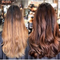 Hair Color Services Miami Salon