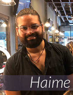 Haime - Hair Stylist Professional at Avant Garde Miami