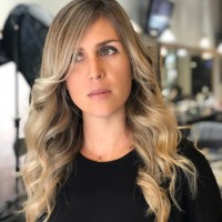 Styled Balayage Highlights by Rafael