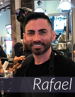 Rafael - Professional Hair Color and Styling Expert at Avant-Garde Salon and Spa