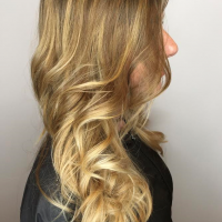 balayage long hair coral gables salon