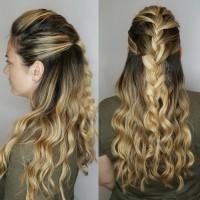 bridemaids hair trends miami wedding