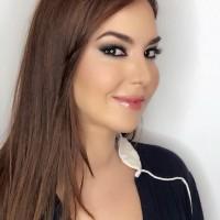 bride party makeup