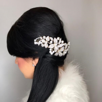 simple side do for wedding miami
