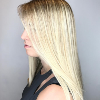 platinum blonde hair color miami