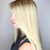 platinum blonde hair color miami