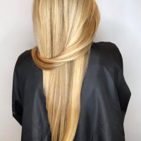 golden blonde hair tones