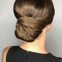 Professional Hair Updo Beauty Salon Coral Gables