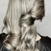 silver hair color coral gables salon