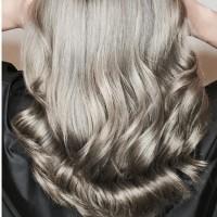 silver hair trend miami salon
